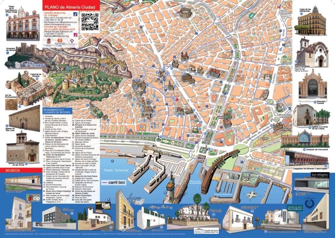 Autoridad Portuaria de Almera  Cruceros  Turismo  Autoridad